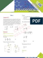 Examen de Física  UNI 2013_1