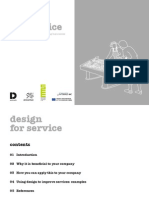 Designing for Services