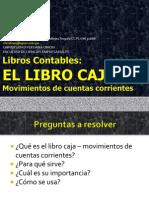 Libro Caja Cuentas Corrientes