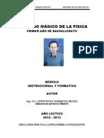 El Mundo Magico de La Fisica Liwintong Marquez Reyes