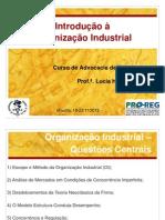2o - Organizacao Industrial