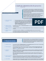 Project Management Quick Reference Guide for Project 2007 Nereo
