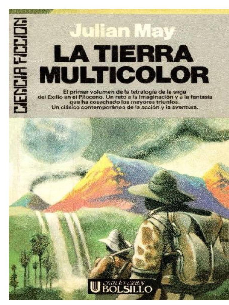 La Tierra Multicolor - Julian May
