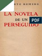 Alberto Romero - La Novela de un Perseguido.pdf
