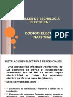 TERCERA CLASE CODIGO ELECTRICO NACIONAL.ppt