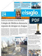 Edición La Victoria Domingo 24-02-2013