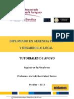 Tutorial 1 - Registro en La Plataforma UNCA