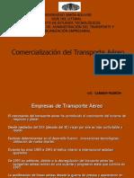 Empresas de Transporte Aereo