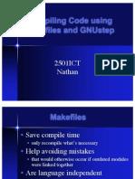 GNUstep Makefiles