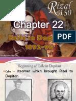 Rizal 22 Exile in Dapitan