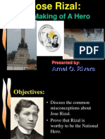Rizal-Making of a Hero