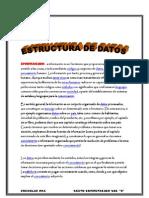 Estructura de Datos p@z