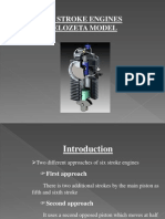 Six Stroke Engine