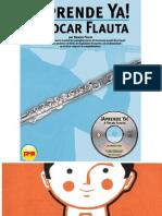 Aprende Ya a Tocar Flauta Ramiro Flores