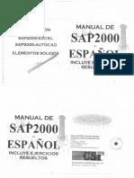 Manual SAP2000 + Ejercicios Resueltos