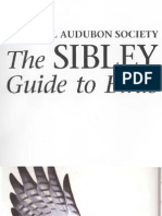 The Sibley Guide to Birds