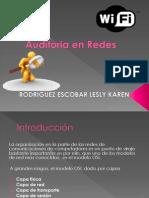 Auditoria Redes