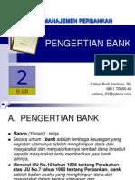 ManajemenPerbankanBab2PengertianBank
