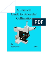 A Practical Guide to Binocular Collimation