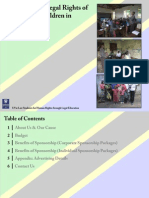 Tanzania Legal Center - Fundraising Proposal