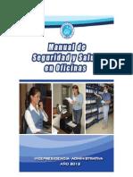 Manual de Seguridad y Salud en Oficina 04-05-20123