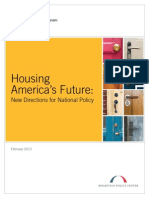 Housing America's Future