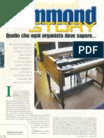 Hammond Organ Vintage Articles