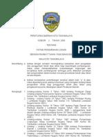 Ijin Lokasi Kota Tasikmalaya 2 2004