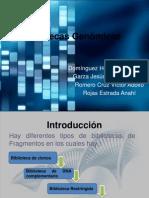 Bibliotecas Genómicas BMA