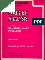 Spiegel, [Schaum_s] Fourier Analysis