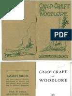 1925 CNR Campcraft Woodlore