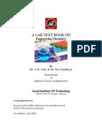 Engg Chem Lab Manual