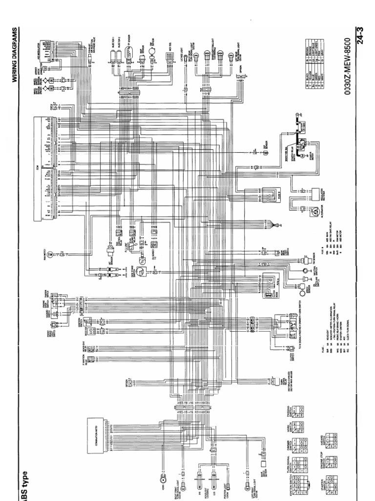 Toyota Unser Wiring Diagram