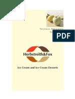 AWT Ice Cream and Ice Cream Desserts