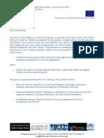 ECD - Project Description
