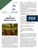 NARMA Bulletin (February 24, 2013 Issue)