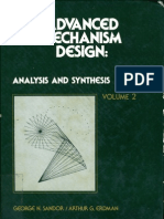 Sandor, Arthur G. Erdman-Advanced Mechanism Design_ Analysis and Synthesis Vol. II (1984)