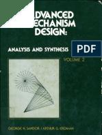 Sandor, Arthur G. Erdman-Advanced Mechanism Design_ Analysis and Synthesis Vol. II (1984)