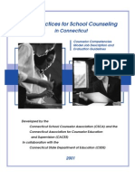 Best Practices for School Counseling