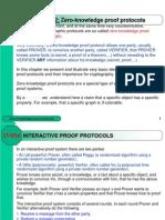 CHAPTER 12 - Zero-Knowledge Proof Protocols