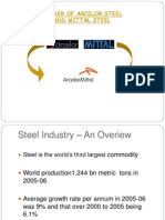 Arcellor Mittal ppt