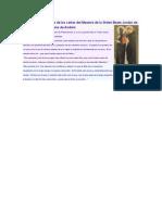 Selección de párrafos de las cartas del Maestro de la Orden Beato Jordán de Sajonia a la Beata Diana de Andaló