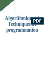 Langage Algorithm i Que 1