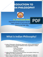 Lecture-1 an Introduction to Indian Philosophy