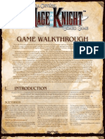 Mage Knight Walkthrough En