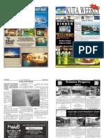 "Kuta Weekly-Edition 324 ""Bali""s Premier Weekly Newspaper"""