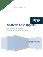 Labor Midterm Case Digests