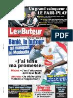 LE BUTEUR PDF du 21/02/2009