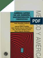 21.America Latina en los 80s,Reestructuración y perspectivas.Varios autores-Aranibar