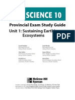 Science 10 - Provicial Study Guide